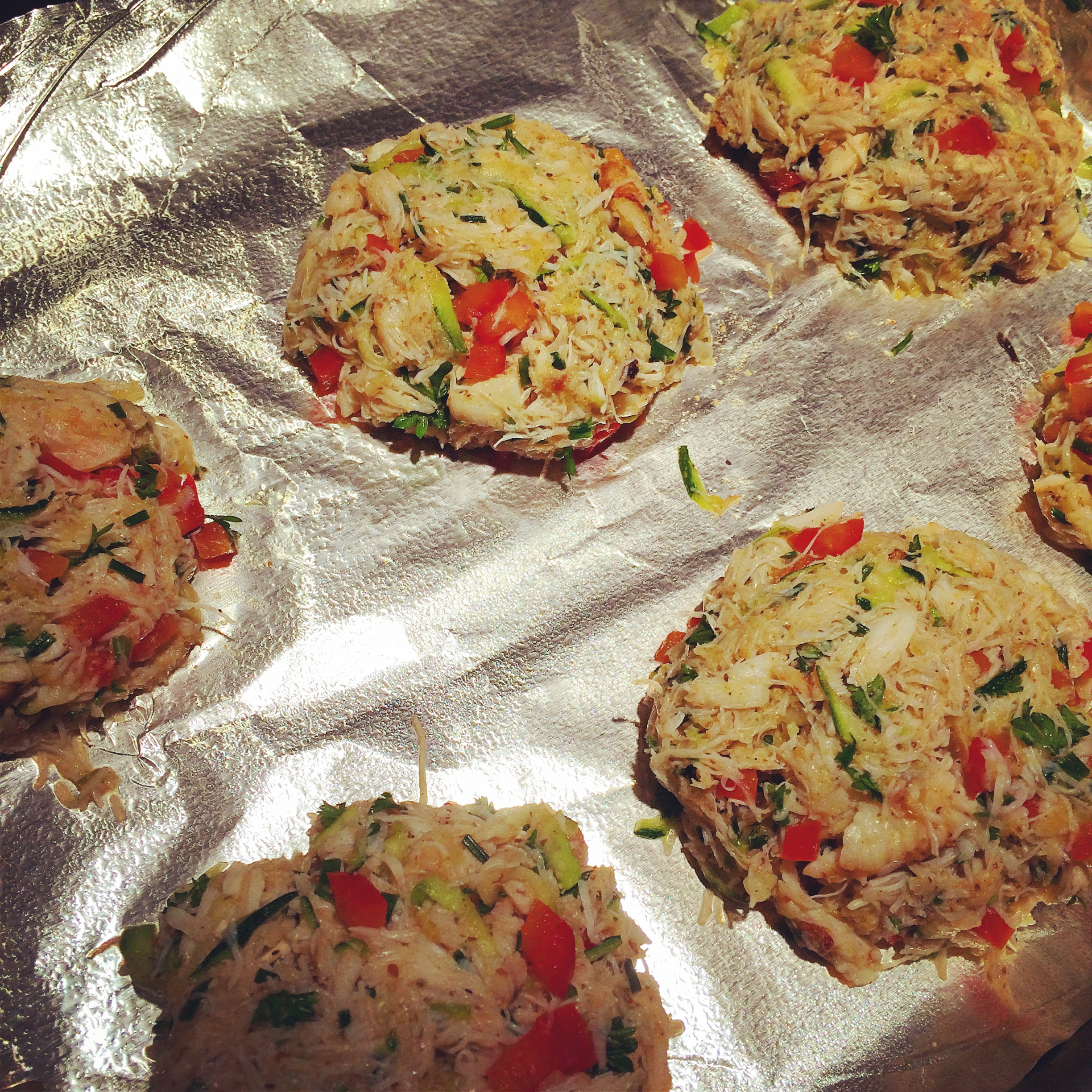 Calories In Dungeness Crab Cakes